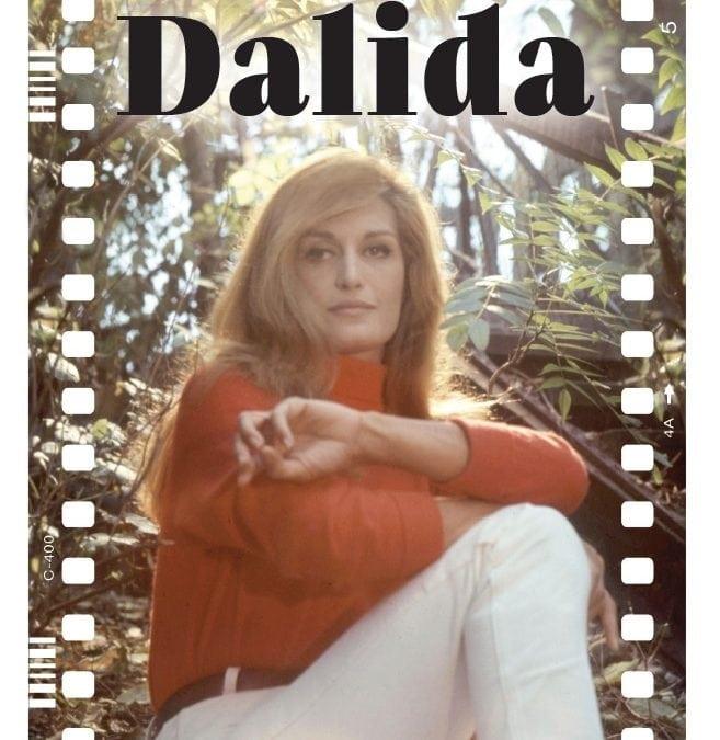 """Wydaliśmy książkę """"Dalida"""""""