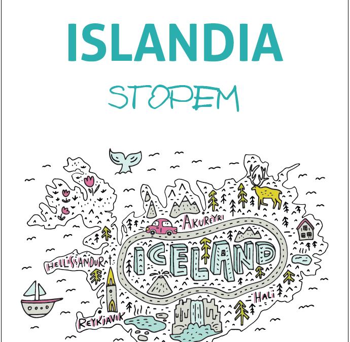 Wydaliśmy dziennik z podróży po Islandii