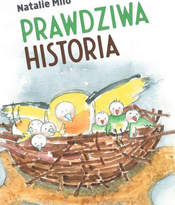 """Przepiękna opowieść o życiu ptaków: """"Prawdziwa historia"""""""