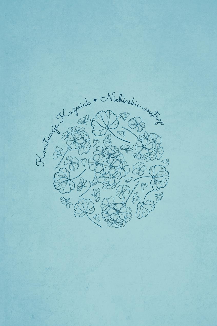 """Zachwycający debiut poetycki: """"Niebieskie wnętrze"""""""