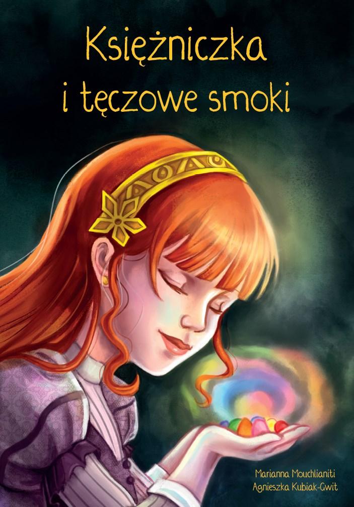 """Przepiękna książeczka o depresji u dzieci: """"Księżniczka i tęczowe smoki"""""""