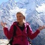 Paź-Kerner Agnieszka, Zaczęło się od Kilimandżaro