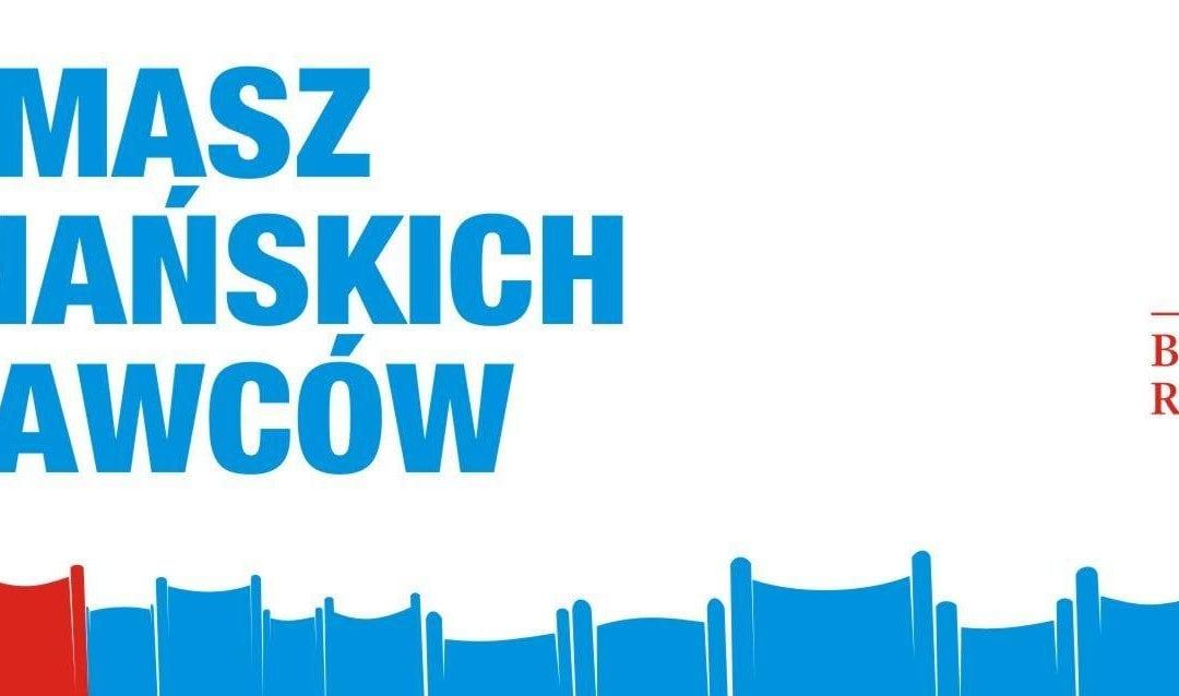 Sorus na Kiermaszu Poznańskich Wydawców